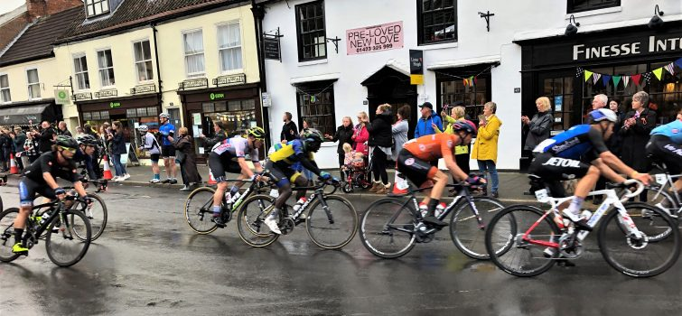 UCI World Championships in Boroughbridge 2019